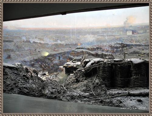 Экспозиция Панорамы