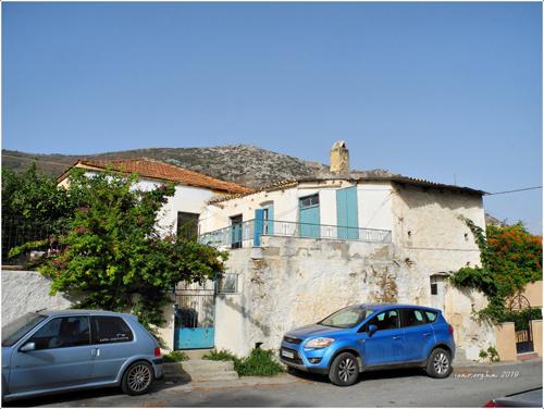Пешком по Криту. Арханес